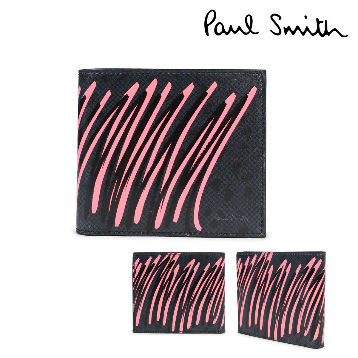 【同梱不可】 Paul Smith 財布 Smith レディース 二つ折り ポールスミス Paul 本革 ラウンドファスナー WALLET SMART WALLET ブラック 4832, 大和の駄菓子屋:3cae02aa --- canoncity.azurewebsites.net