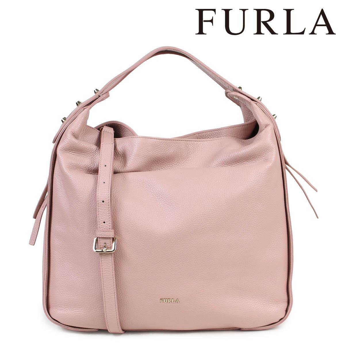 FURLA フルラ バッグ ショルダーバッグ レディース ピンク 2WAY SHOULDER BAG 827671 【決算セール 返品不可】