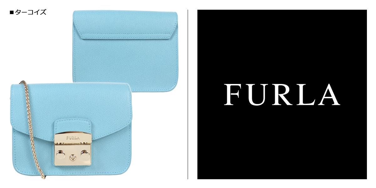 eea72b404b Sugar Online Shop  フルラ FURLA bag shoulder bag Lady s turquoise ...