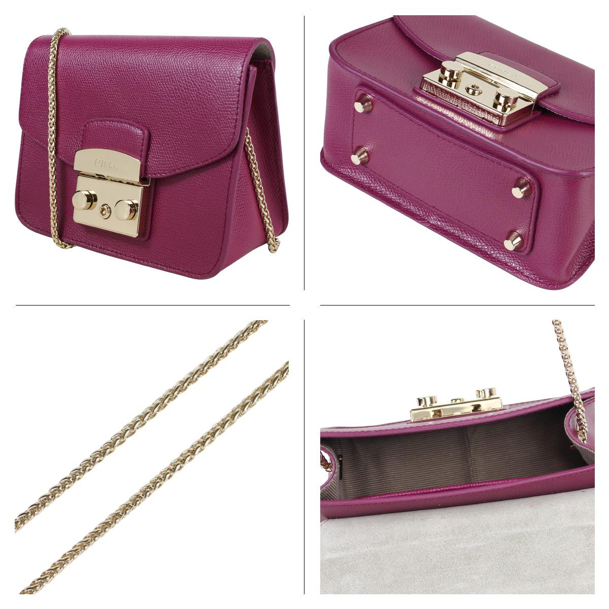 eb53a45d47 Sugar Online Shop  フルラ FURLA bag shoulder bag Lady s purple ...