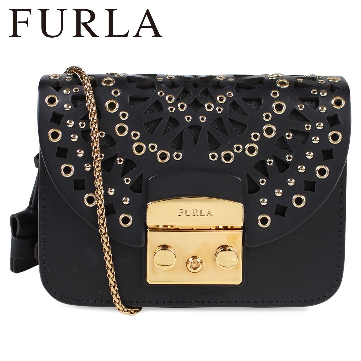 711ec906e1 Sugar Online Shop  フルラ FURLA bag shoulder bag Lady s black ...