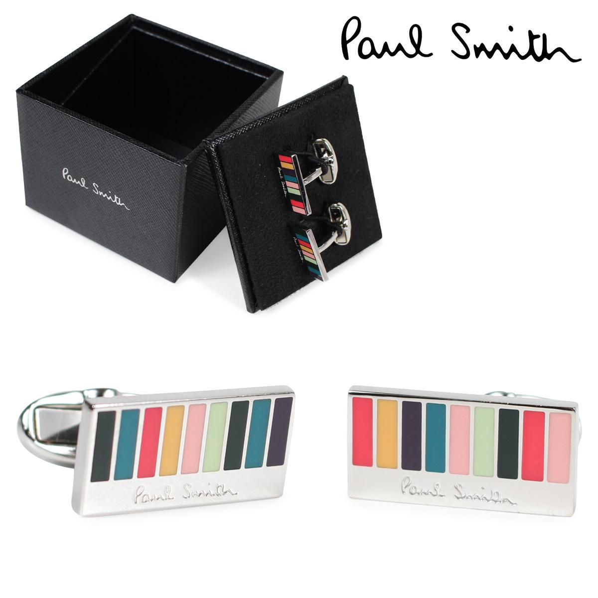 Paul Smith カフス ポールスミス カフスボタン メンズ CUFF LINKS シルバー 結婚式