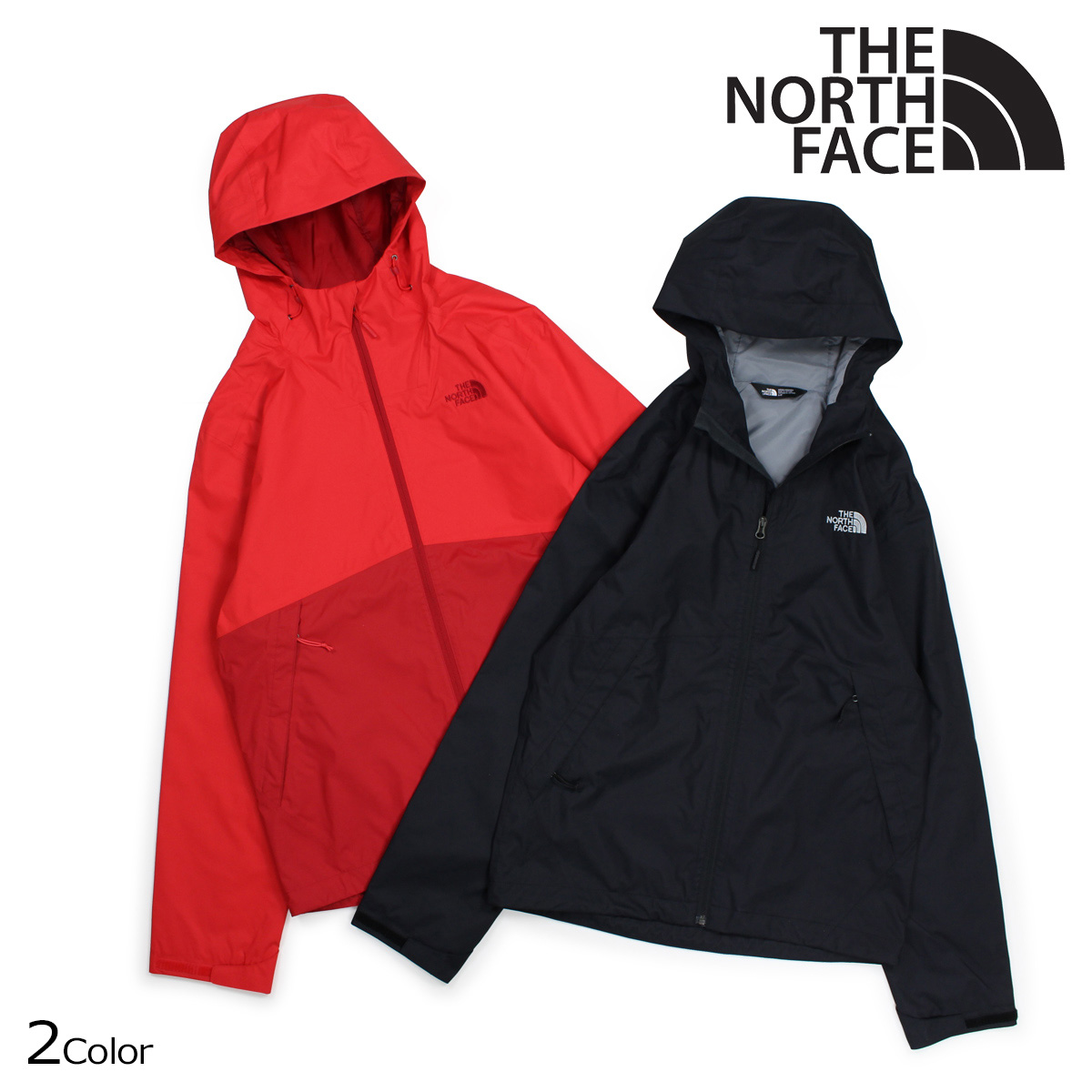 81a0fc60c THE NORTH FACE North Face jacket mountain parka men MENS MILLERTON JACKET  black black red red NF0A33Q6