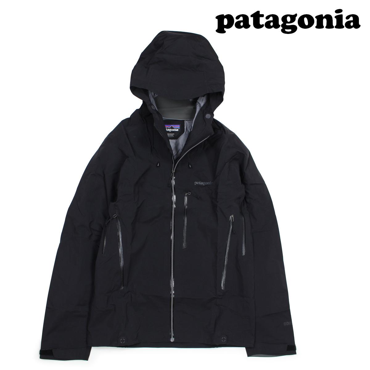 patagonia パタゴニア ジャケット メンズ ゴアテックス MENS PLUMA JACKET ブラック 83755