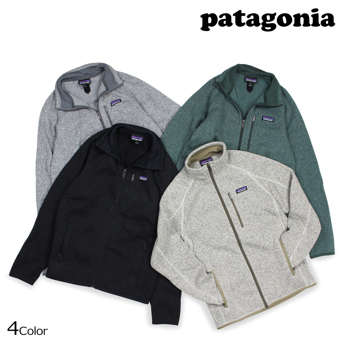 patagonia パタゴニア フリース ジャケット メンズ MENS BETTER SWEATER JACKET 25527 【決算セール 返品不可】