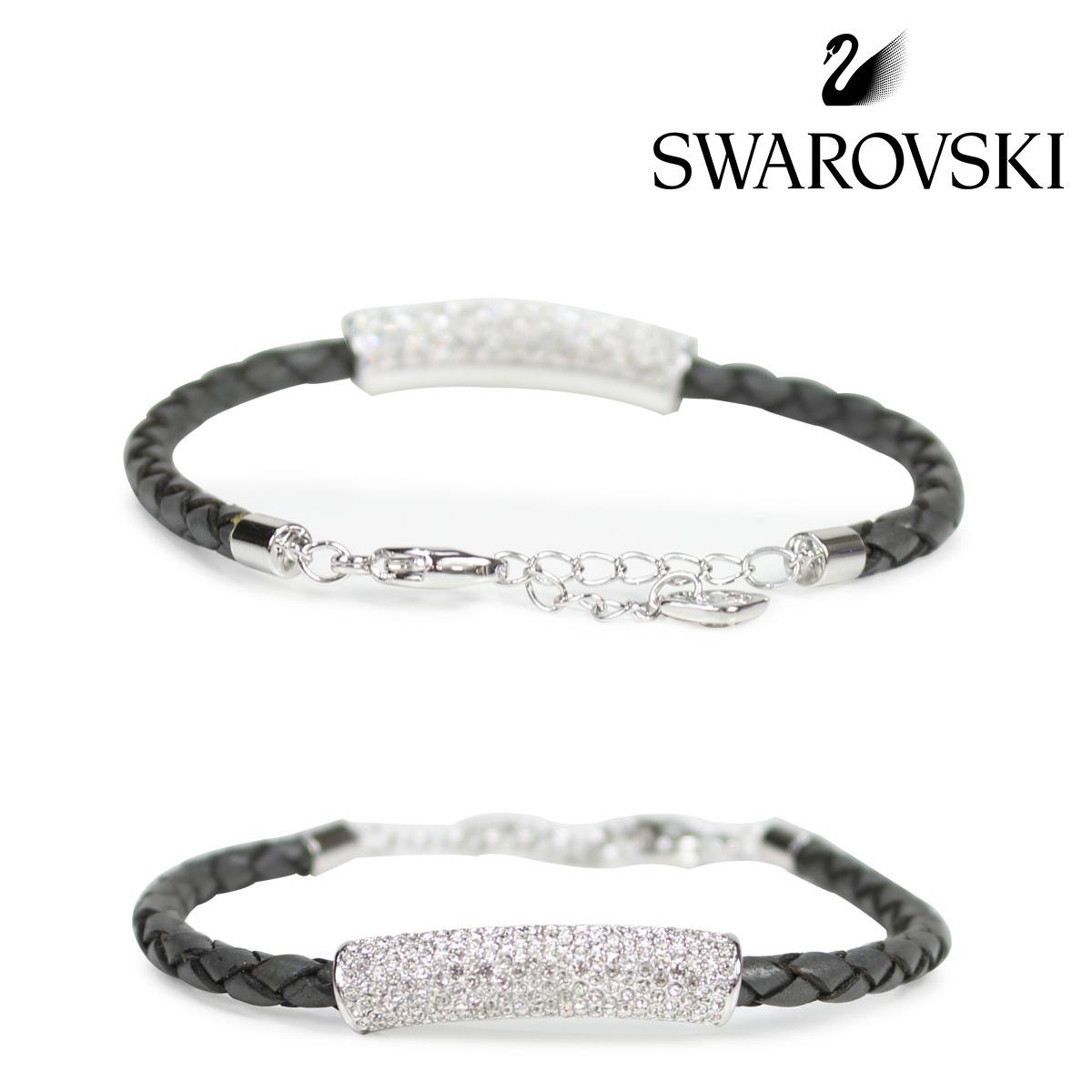 SWAROVSKI Swarovski bracelet Lady's STONE gray 5083363 M