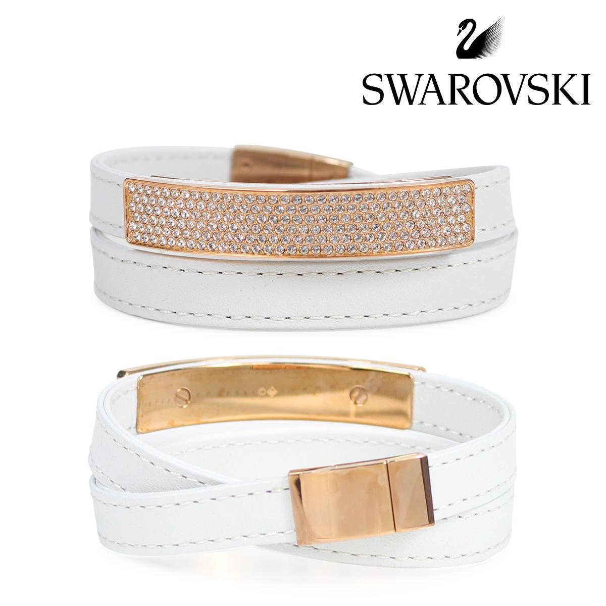SWAROVSKI スワロフスキー ブレスレット レディース VIO ホワイト 5134617