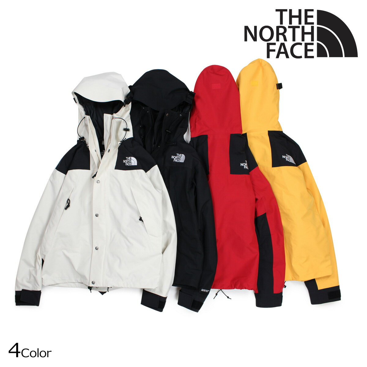 8197f1687 THE NORTH FACE North Face jacket mountain jacket men Gore-Tex MENS 1990  MOUNTAIN JACKET GTX NF0A3JPA