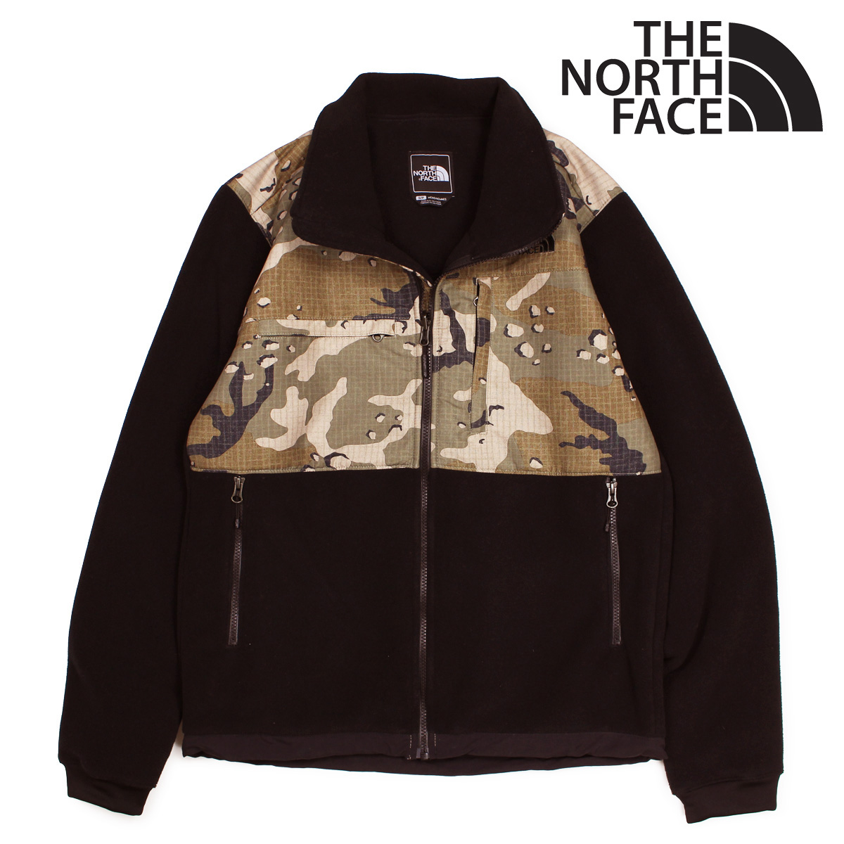 2d5be57bd THE NORTH FACE North Face jacket fleece jacket men MENS DENALI 2 FLEECE  JACKET duck TNF02K4