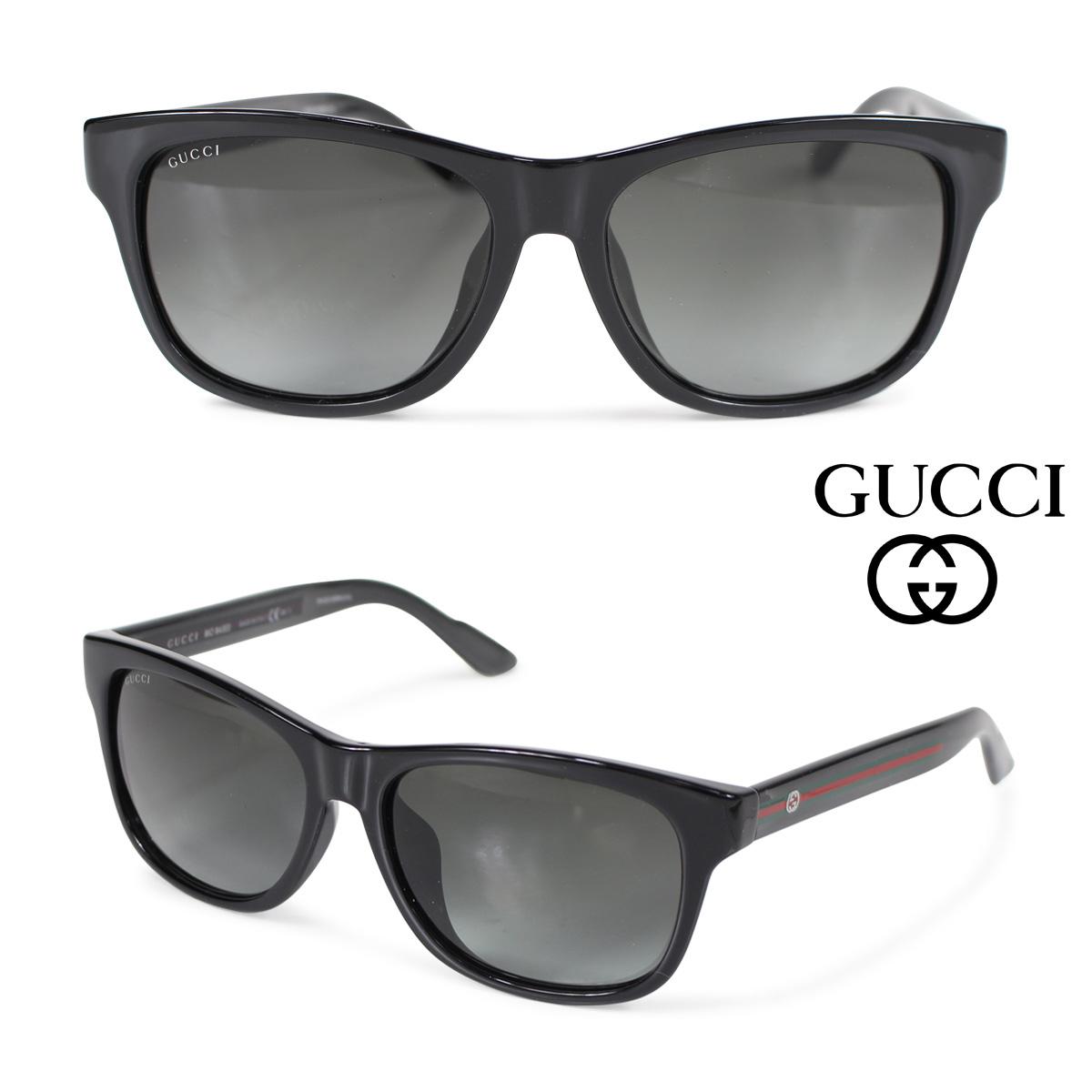 35e0b1a90d GUCCI Gucci sunglasses men gap Dis eyewear 3735FS IMXPT black black
