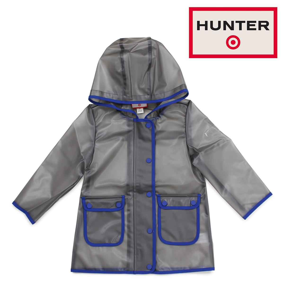 33dfe9675 HUNTER hunter raincoat kids rain jacket rain outfit target TARGET TODDLERS'  RAIN COAT gray 53139