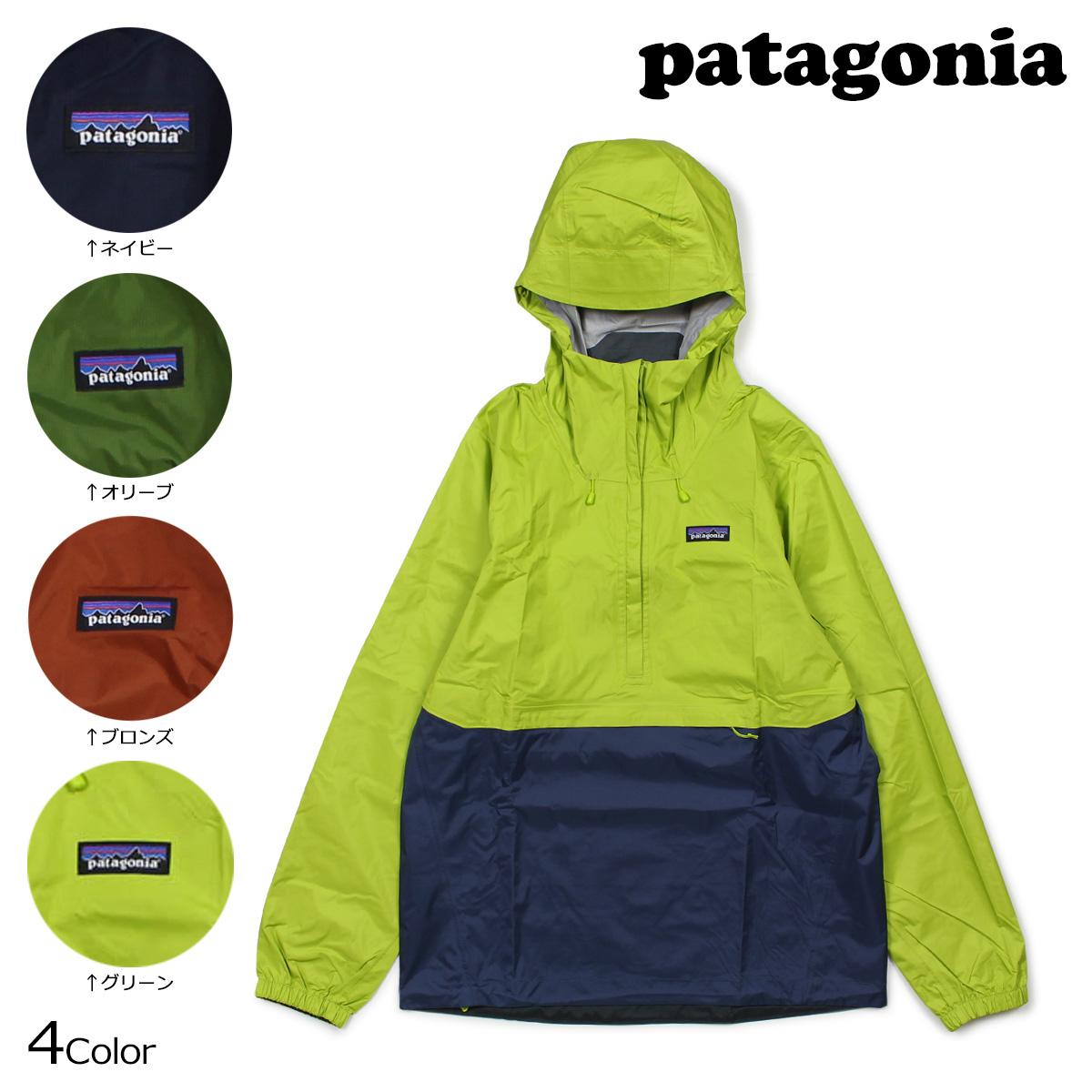 patagonia パタゴニア ジャケット メンズ プルオーバー MENS TORRENTSHELL PULLOVER 83932