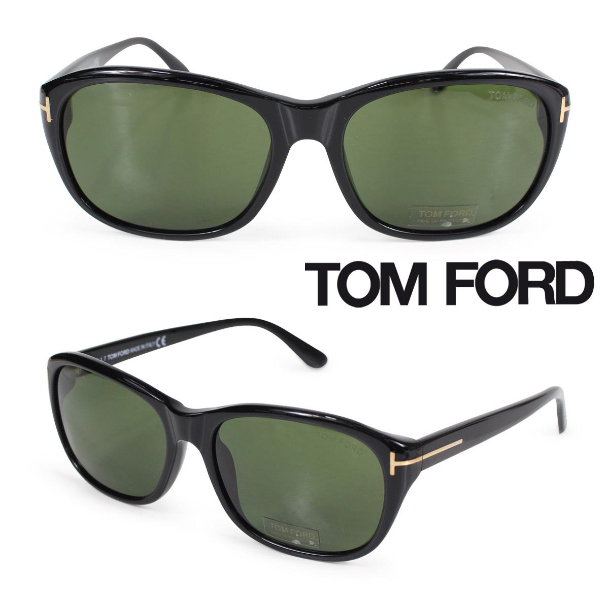 TOM FORD トムフォード サングラス メンズ レディース アイウェア LONDON TF0396 FT0396 ブラック