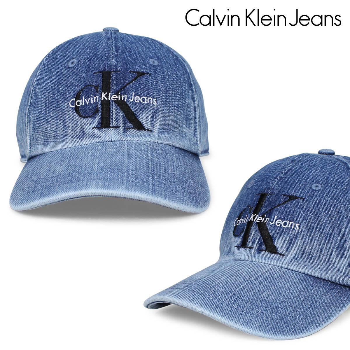 f15feff3672e Calvin Klein Jeans jeans Calvin Klein cap hat men gap Dis SPECIALITY CAP  blue 41VH900 ...