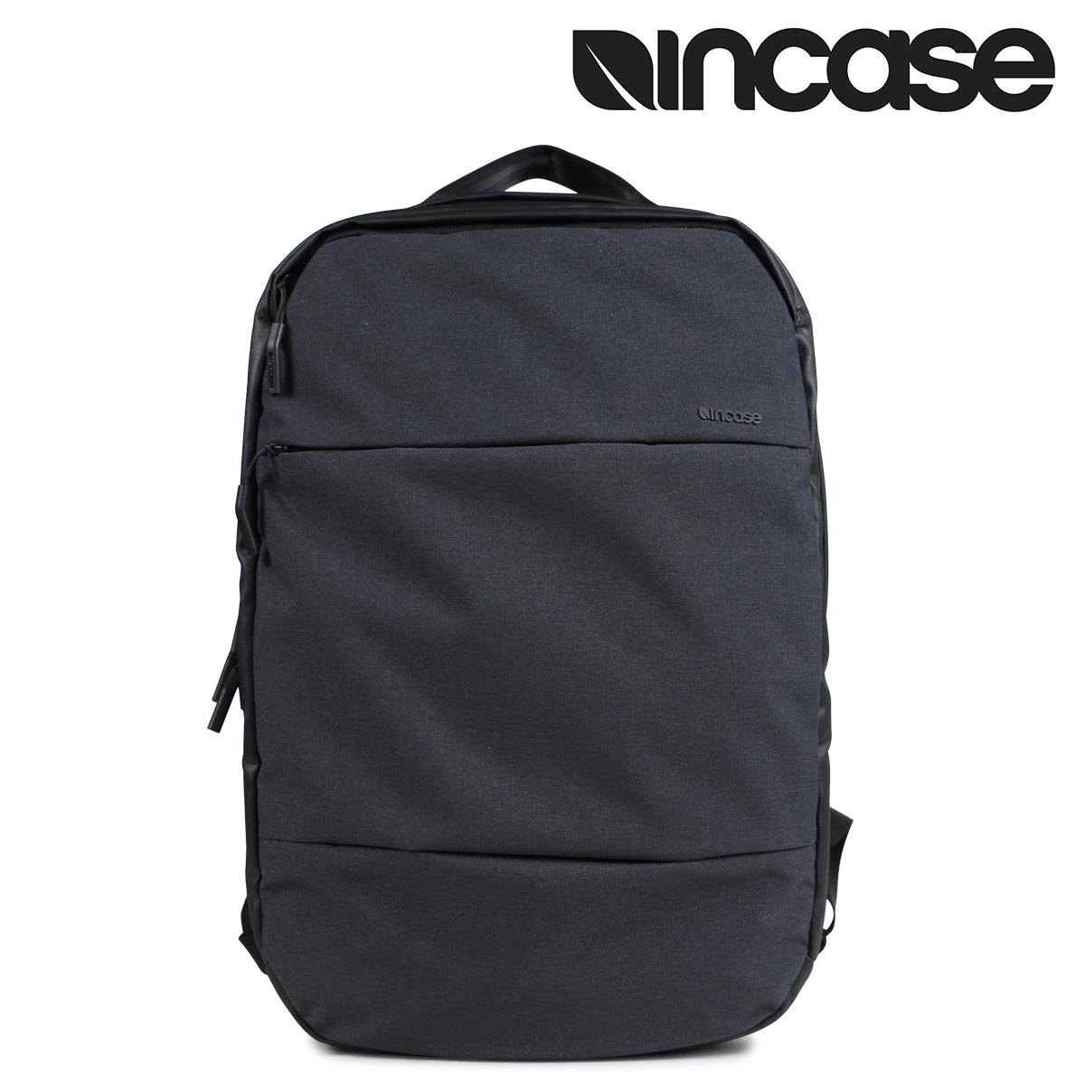 インケース INCASE リュック バックパック 23L 15INCH CITY COMMUTER PACK メンズ レディース ブラック INCO100146 [予約商品 4/10頃入荷予定 再入荷]