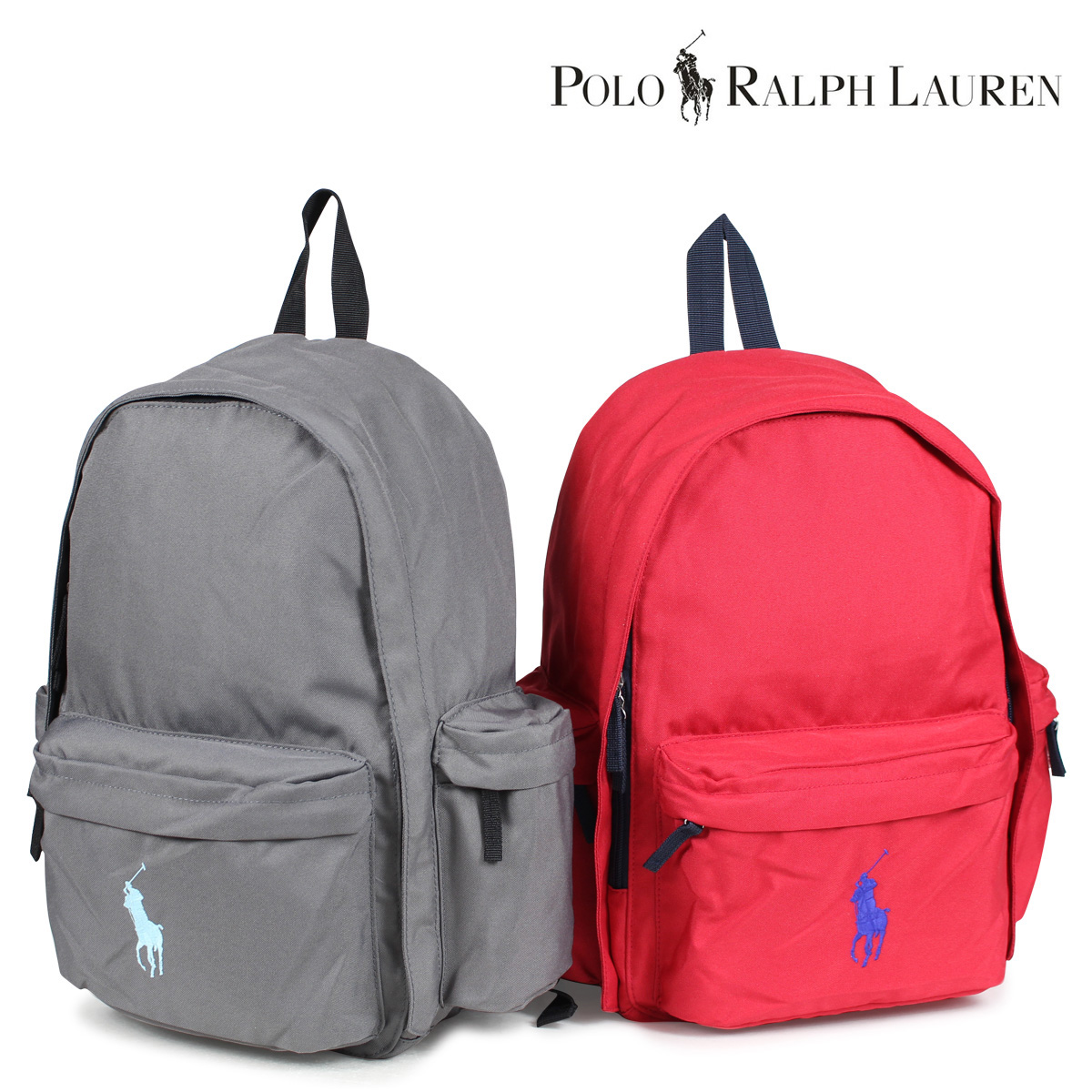 Red And Gray Backpack- Fenix Toulouse Handball d26c74a7ff400