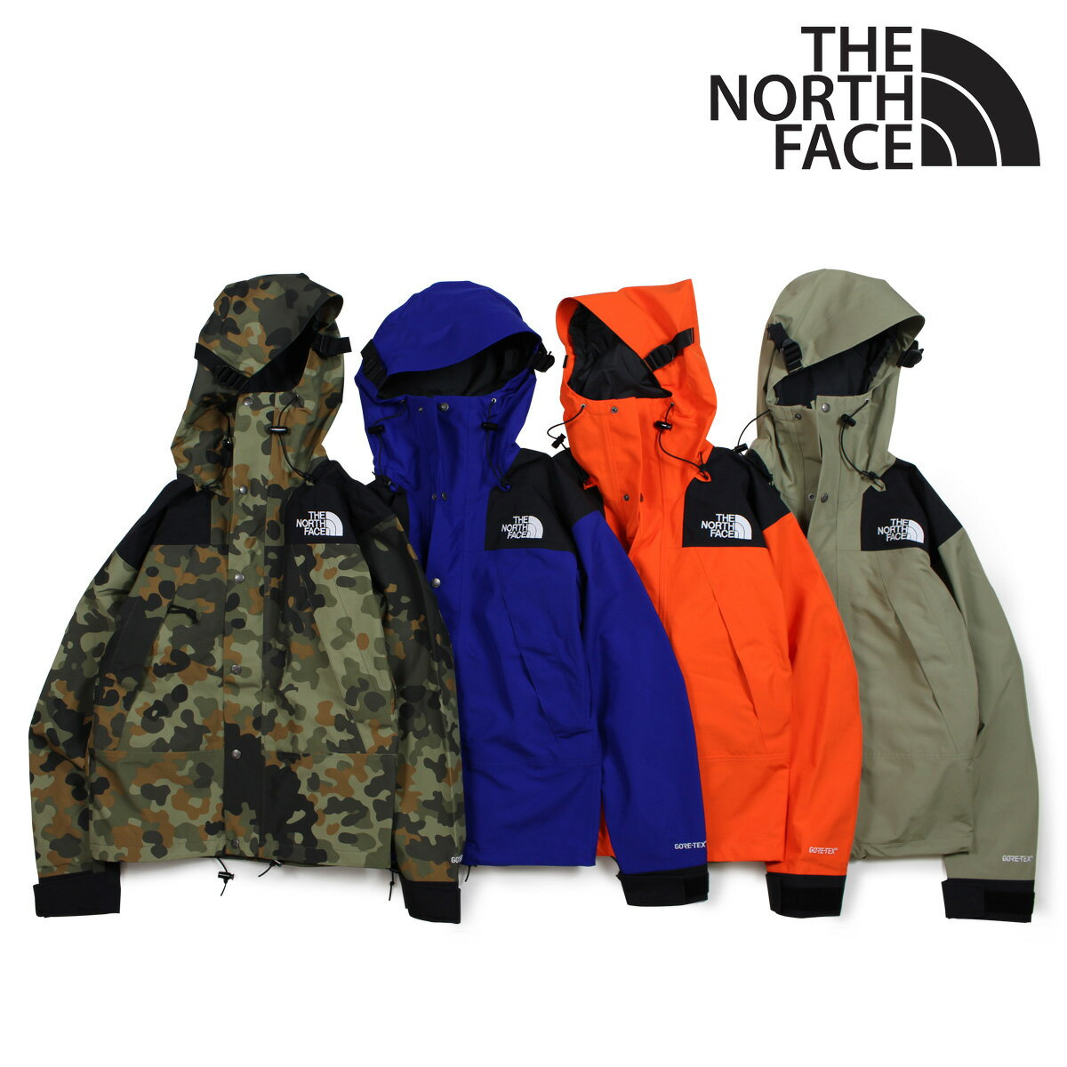 release date: dc61f b8f87 THE NORTH FACE North Face jacket Gore-Tex mountain jacket men MENS 1990  MOUNTAIN JACKET GTX NF0A3JPA