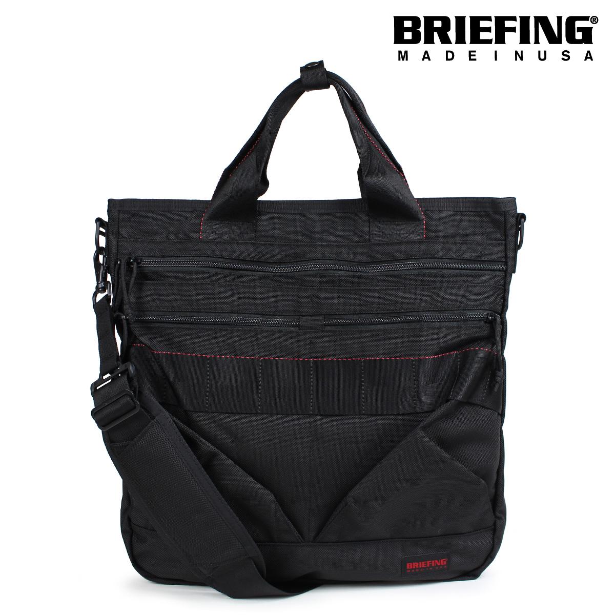 BRIEFING ブリーフィング バッグ トート ショルダーバッグ メンズ NEO STEALTH M ブラック BRF401219