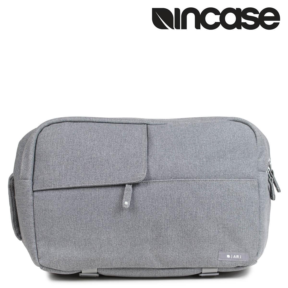インケース INCASE カメラバッグ グレー ARI MARCOPOULOS CAMERA BAG CL58033 メンズ レディース
