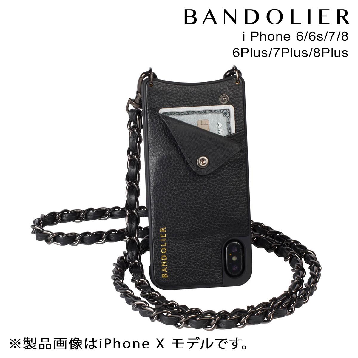 バンドリヤー BANDOLIER iPhone8 iPhone7 7Plus 6s ケース スマホ アイフォン プラス LUCY PEWTER メンズ レディース [9/14 新入荷]