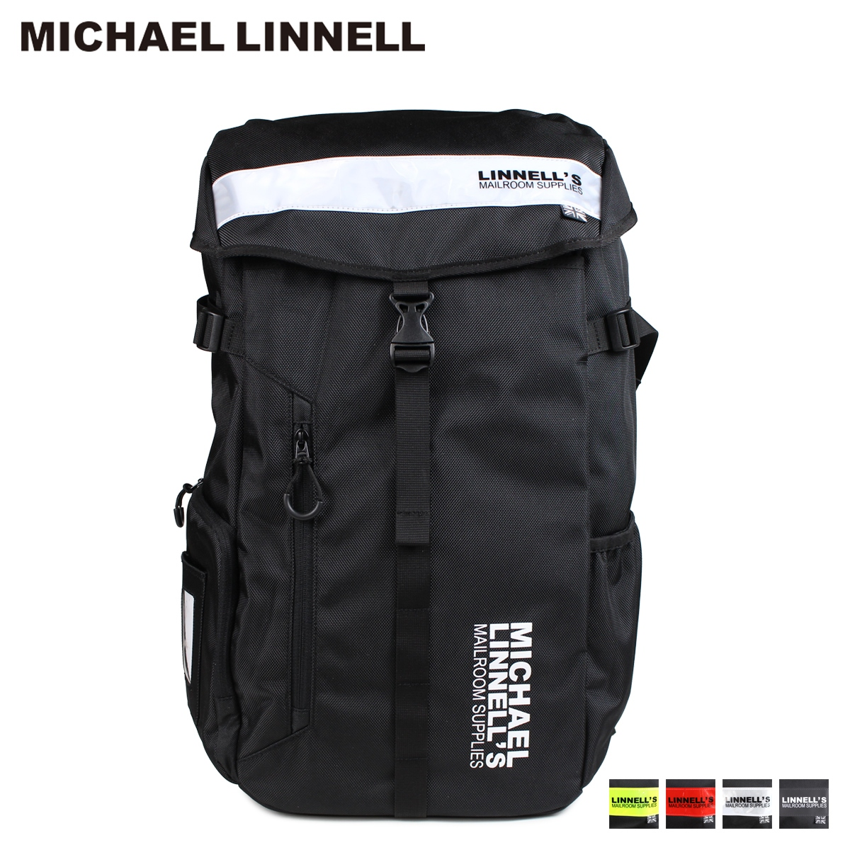 MICHAEL LINNELL マイケルリンネル リュック バッグ 30L メンズ レディース バックパック BIG BACKPACK ML-008