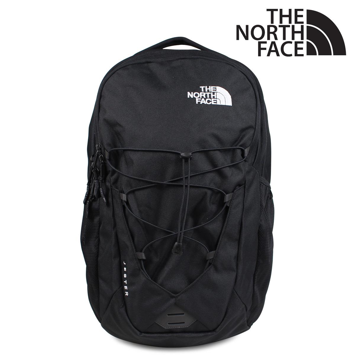 THE NORTH FACE ノースフェイス リュック メンズ バックパック JESTER T93KV7JK3 ブラック [9/19 新入荷]