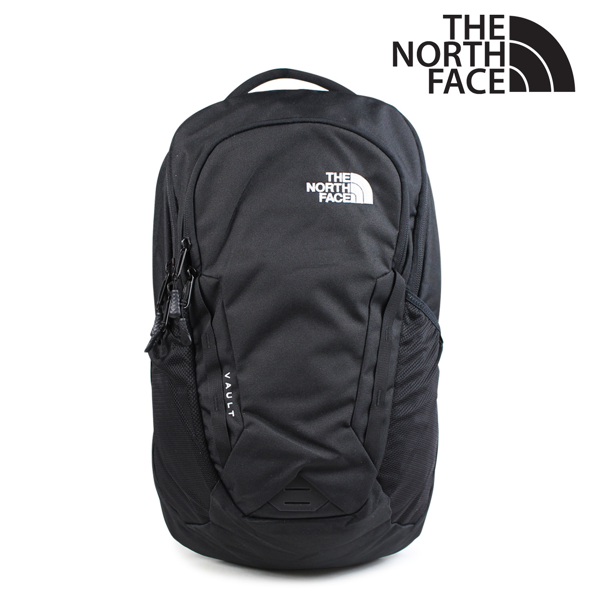 THE NORTH FACE ノースフェイス リュック メンズ バックパック VAULT T93KV9JK3 ブラック [予約商品 4/10頃入荷予定 再入荷]