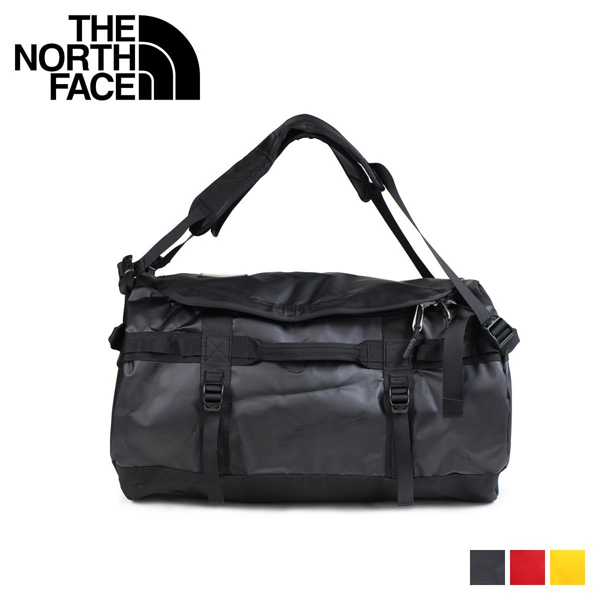 bbd1076e6 THE NORTH FACE North Face bag Boston bag duffel bag men BASE CAMP DUFFEL S  T93ETOJK3 black black
