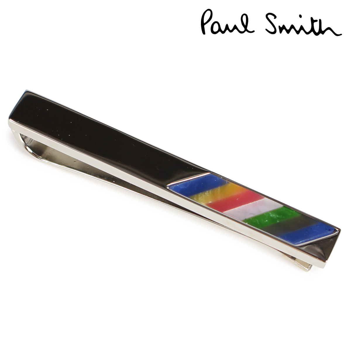Paul Smith tiepin Paul Smith men Thailand bar TPIN ADSTRP silver
