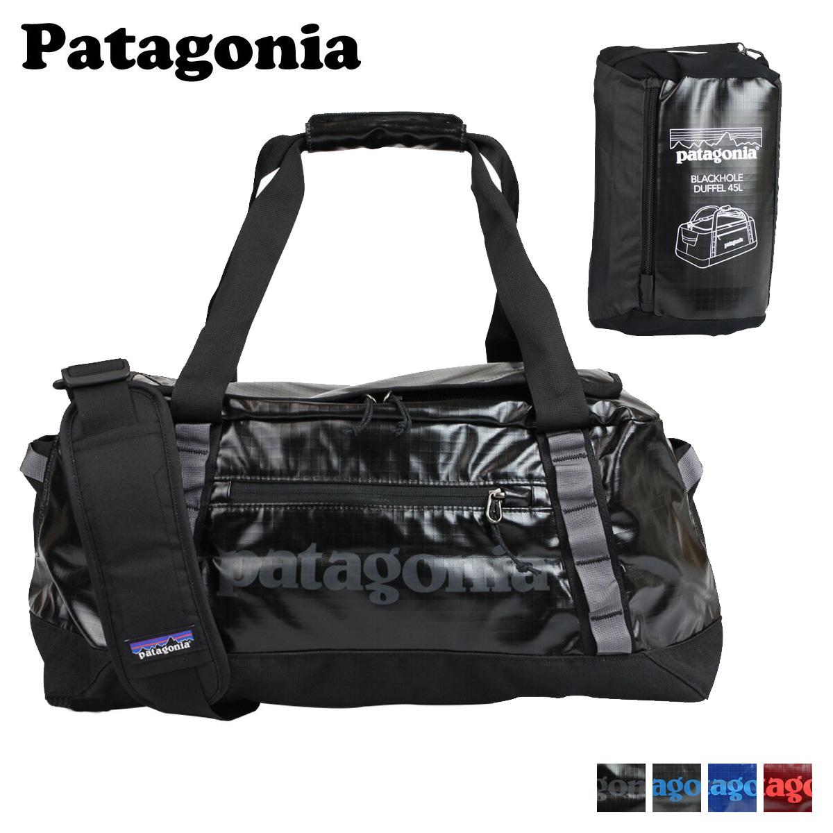 patagonia パタゴニア バッグ ダッフルバッグ ボストンバッグ BLACK HOLE DUFFEL 45L メンズ レディース 49336 [10/19 追加入荷]