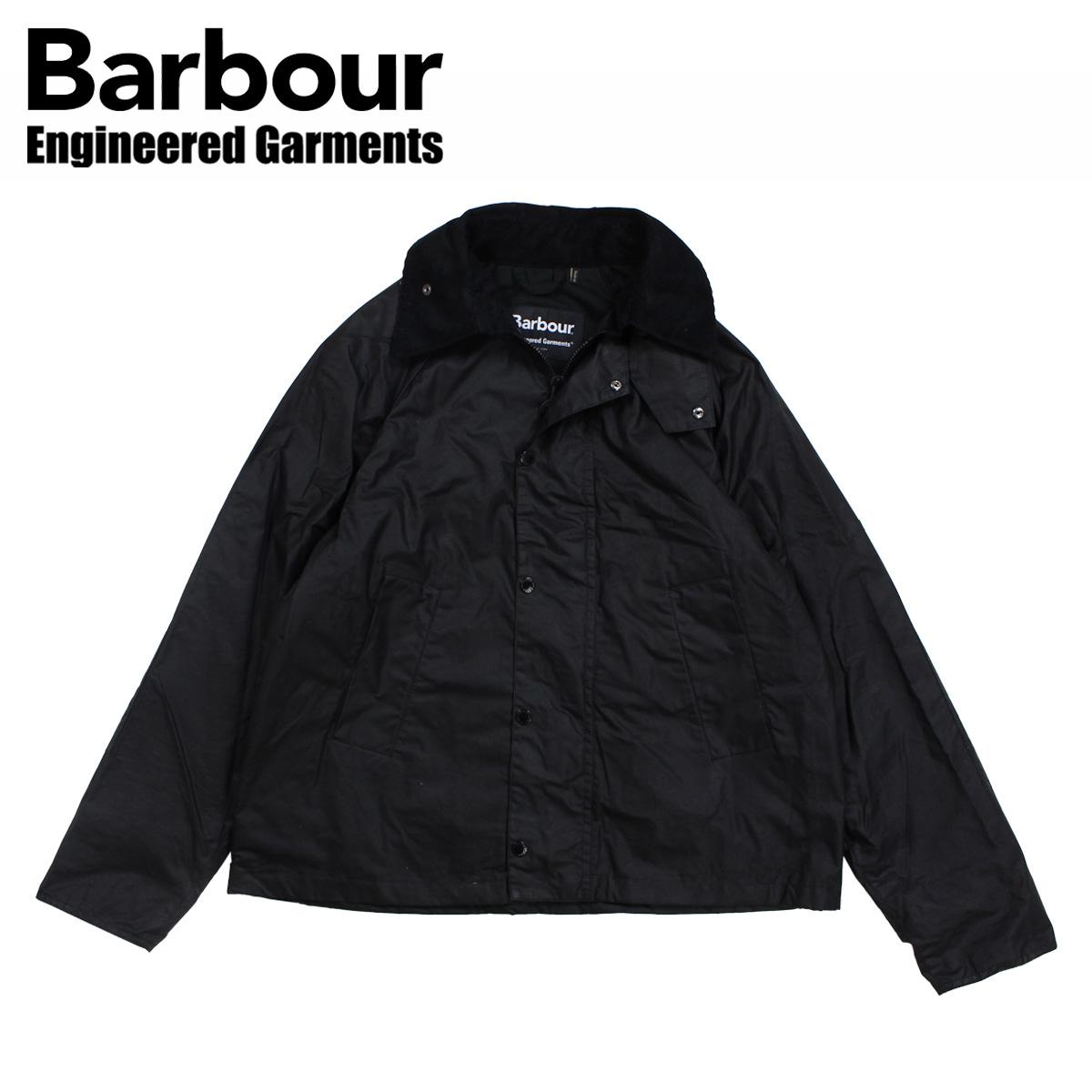 バブアー Barbour ジャケット ワックス メンズ グラハム ワックスジャケット GRAHAM WAX JACKET ブラック 黒 MWX1436