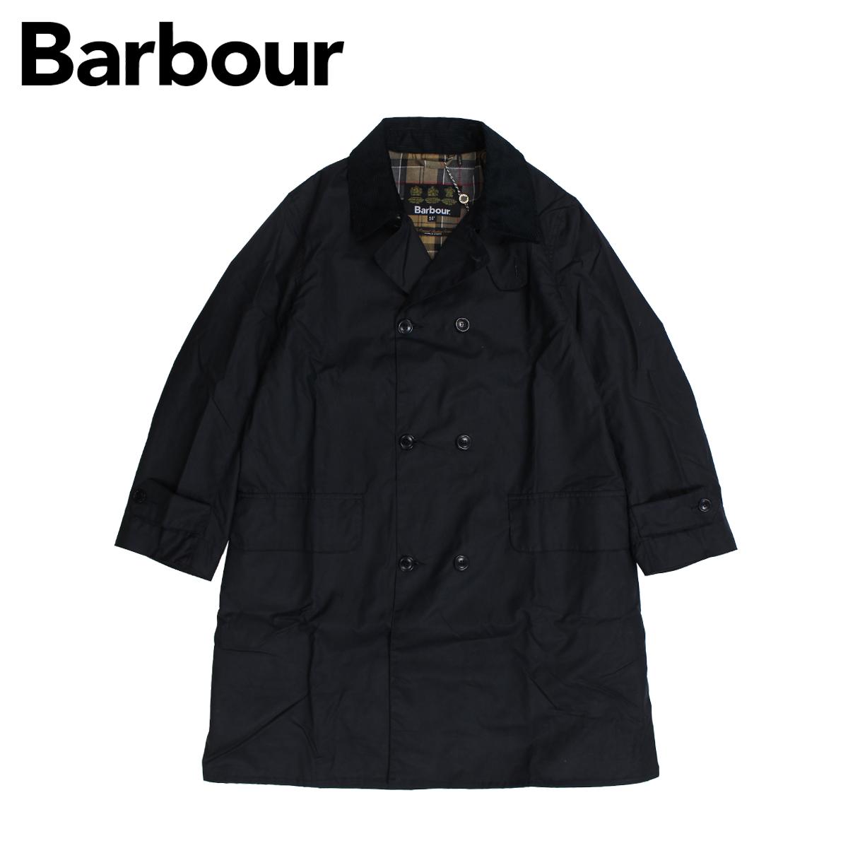 バブアー Barbour ジャケット ワックス メンズ ワックスジャケット HAYDON WAX JACKET ネイビー MWX1357