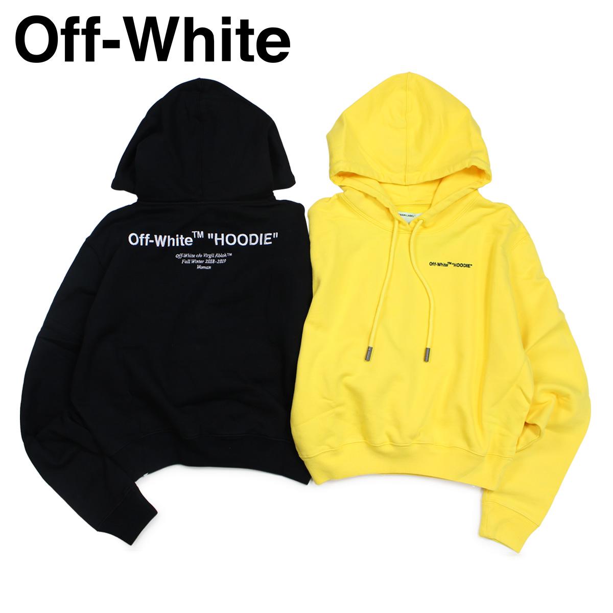 b8b5fb5598a4 Sugar Online Shop  Off-white Off-white parka pullover Lady s sweat shirt  FELPA STAMPA LOGO SWEATSHIRT black yellow OWBB016 003036  11 19 Shinnyu  load  ...