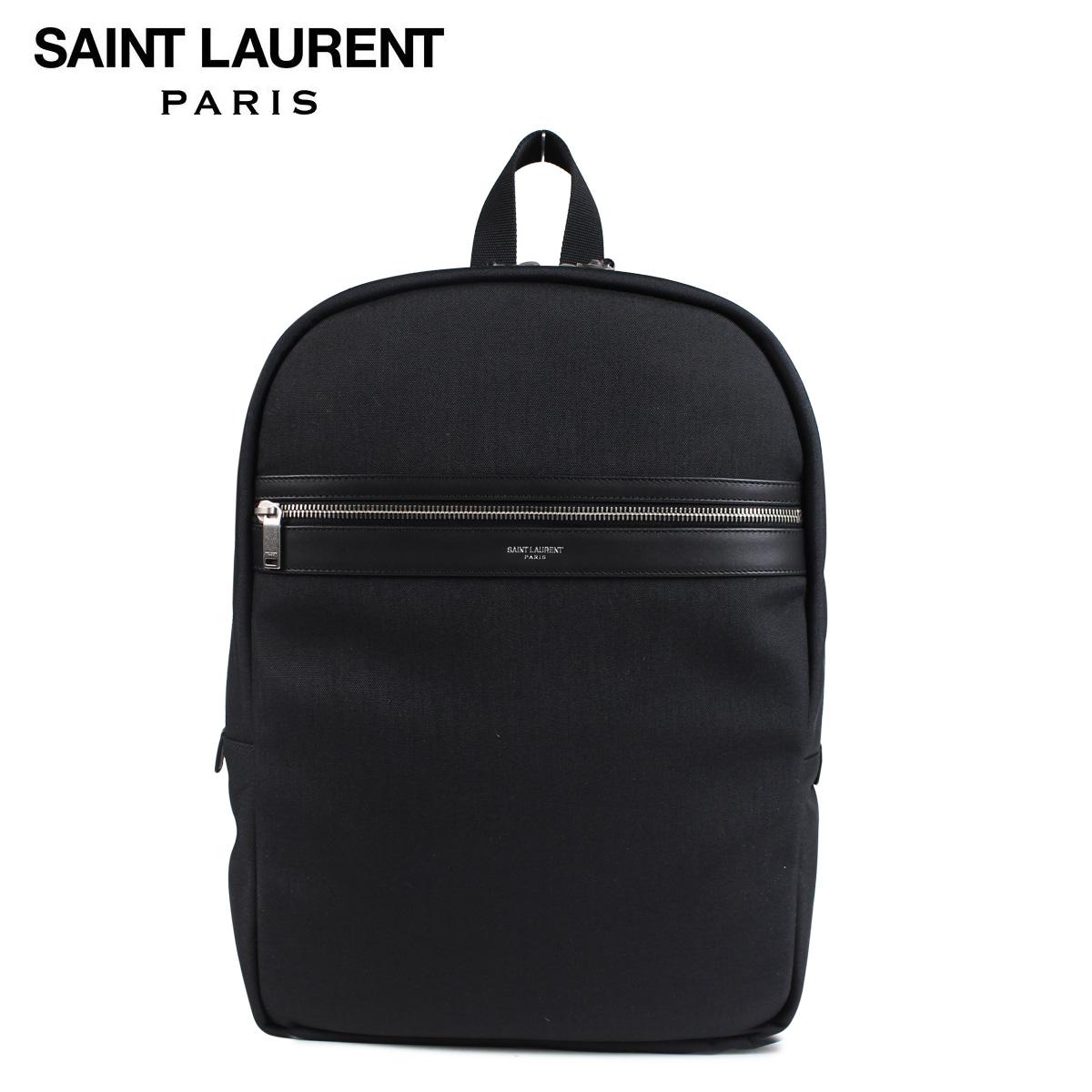 SAINT LAURENT PARIS サンローラン パリ バッグ メンズ レディース バックパック リュック CITY BACKPACK ブラック 533232 GIV3F