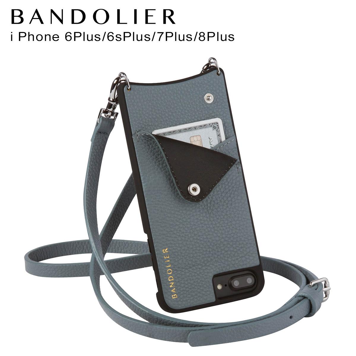 バンドリヤー BANDOLIER iPhone8Plus iPhone7Plus 6sPlus ケース スマホ アイフォン プラス EMMA STORM メンズ レディース