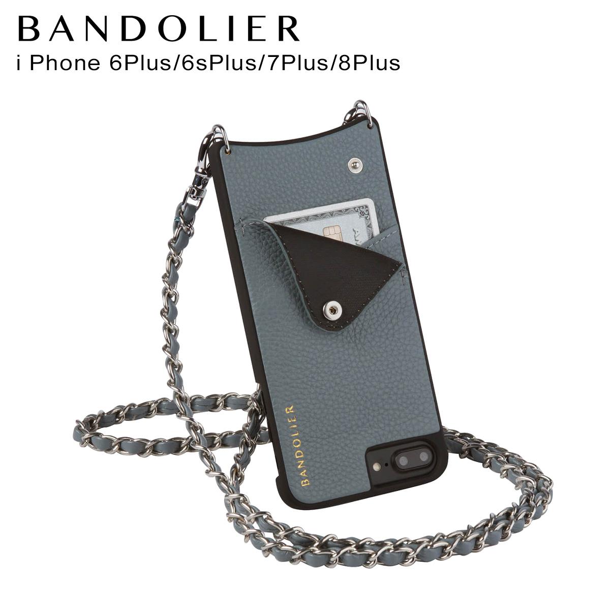 【最大2000円OFFクーポン配布】 バンドリヤー BANDOLIER iPhone8Plus iPhone7Plus 6sPlus ケース スマホ アイフォン プラス LUCY STORM メンズ レディース [12/3 新入荷]