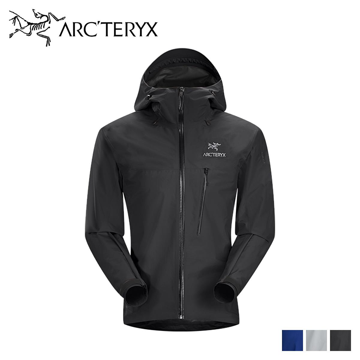 ARC'TERYX アークテリクス ジャケット アルファ ALPHA SL JACKET メンズ ブラック 黒 グレー ブルー 15179