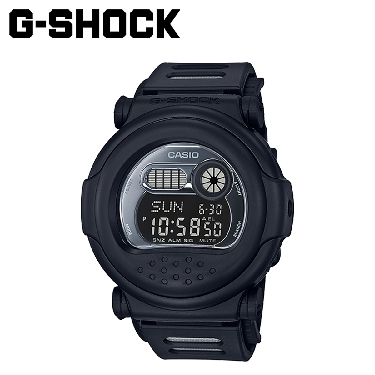 23185667cbfb0 Sugar Online Shop  CASIO Casio G-SHOCK watch G-001BB-1JF black men ...