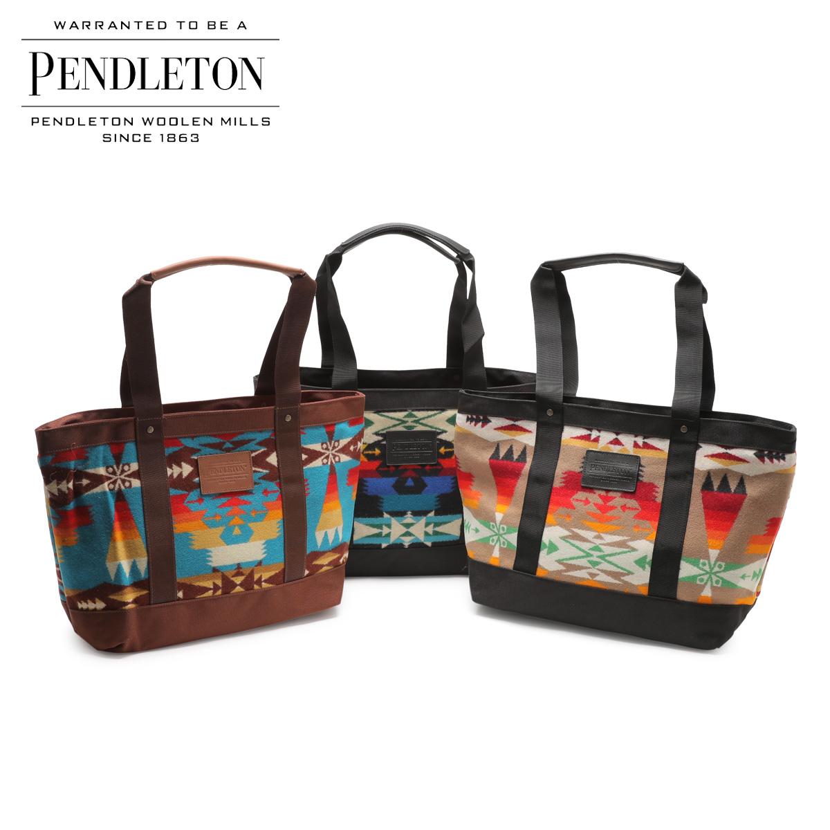 PENDLETON ペンドルトン バッグ トートバッグ ZIP TOTE メンズ レディース ブラック 黒 カーキ ターコイズ GB347:シュガーオンラインショップ