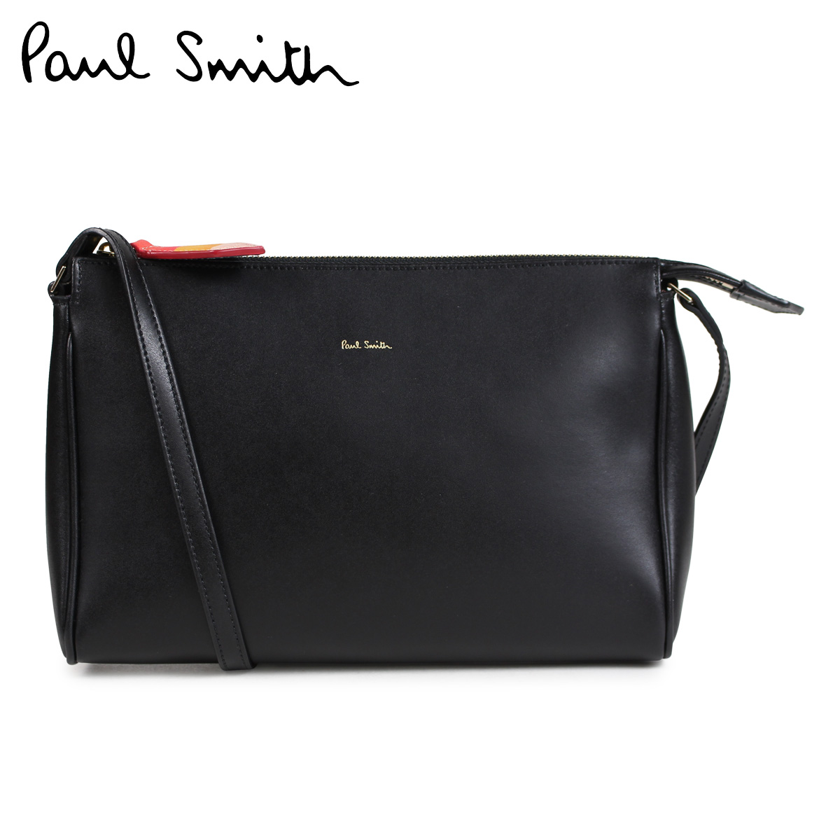 ef0b94e81b Sugar Online Shop  Paul Smith bag shoulder bag Lady s Paul Smith WOMEN BAG  POCHETTE black WSXC 4748 L809  12 4 Shinnyu load