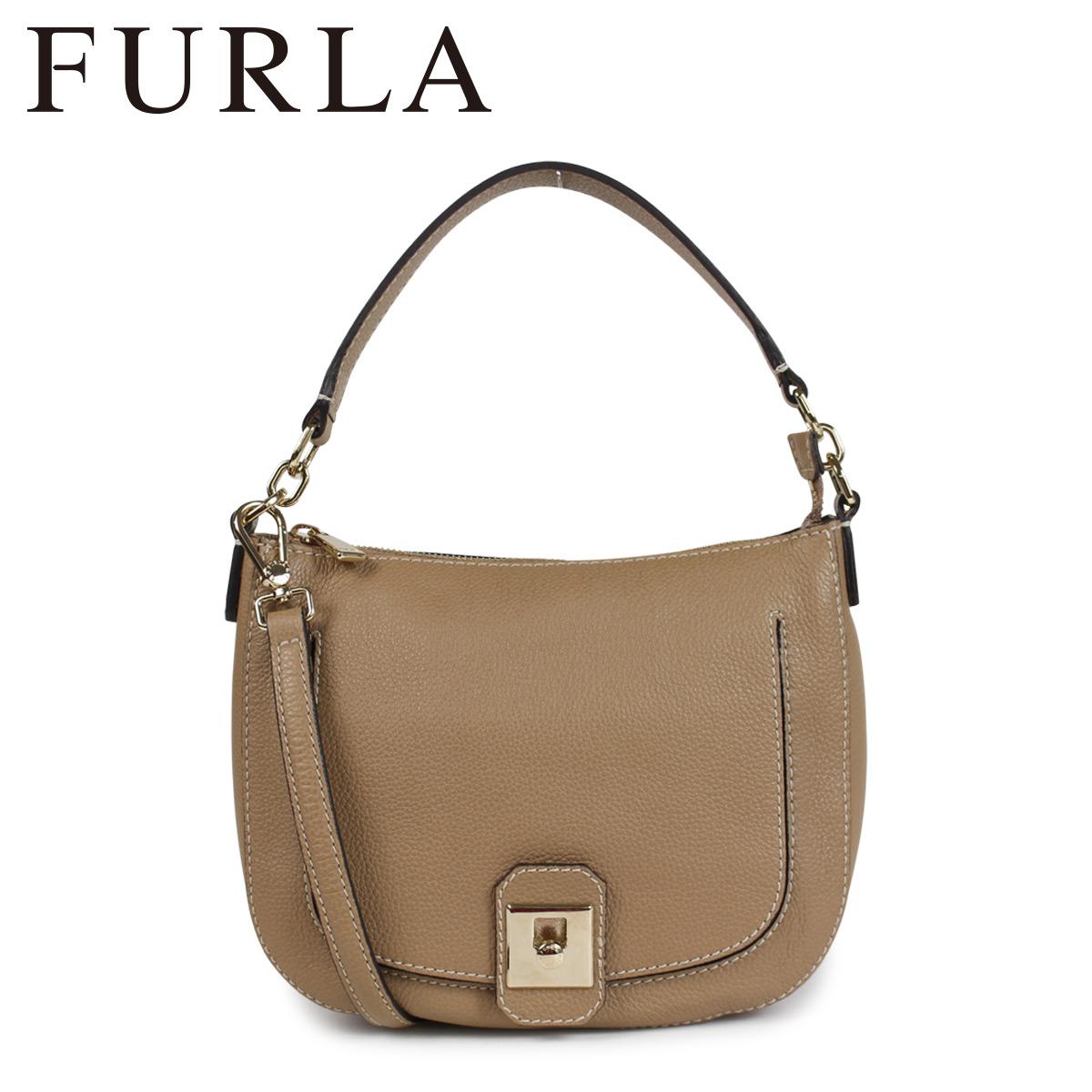 FURLA フルラ バッグ ショルダーバッグ レディース JO MINI SHOULDER BAG キャメル 864076