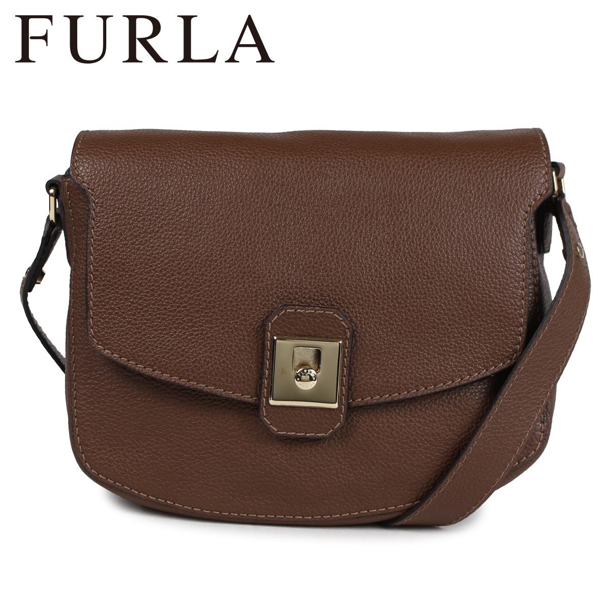 FURLA フルラ バッグ ショルダーバッグ レディース JO MINI SHOULDER BAG ブラウン 890822