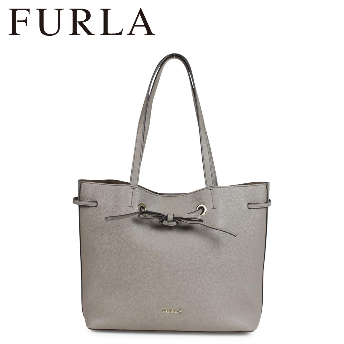 FURLA フルラ バッグ トートバッグ レディース COSTANZA MEDIUM DRAWSTRING BAG ライトグレー 967242