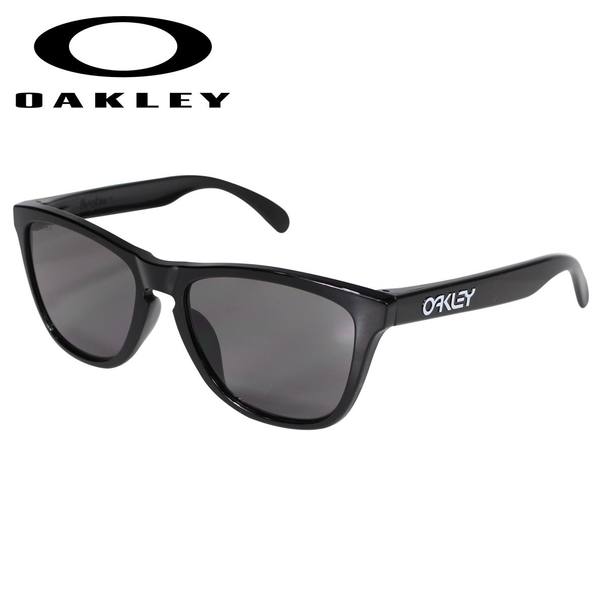 fffd49ce0091 Oakley Oakley sunglasses frog skin horse mackerel Ann fitting men gap Dis  Frogskins ASIA FIT black ...