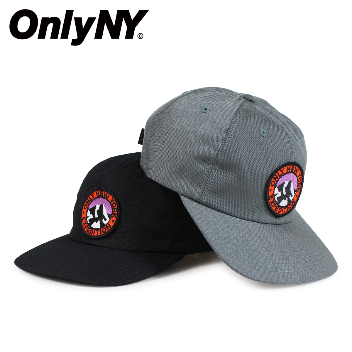 91f0e9ceab7 Only New York ONLY NY cap hat men gap Dis nylon EXPEDITION CORDURA HAT  black black ...