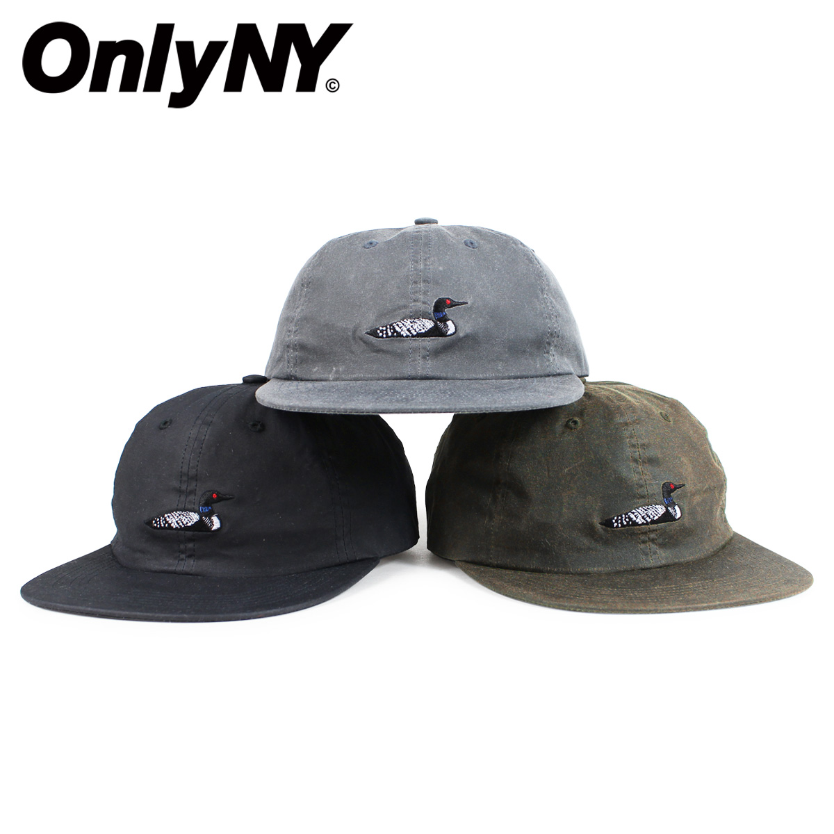 8f7c34a89e0 Only New York ONLY NY cap hat men gap Dis snapback cotton LOON POLO HAT  black ...