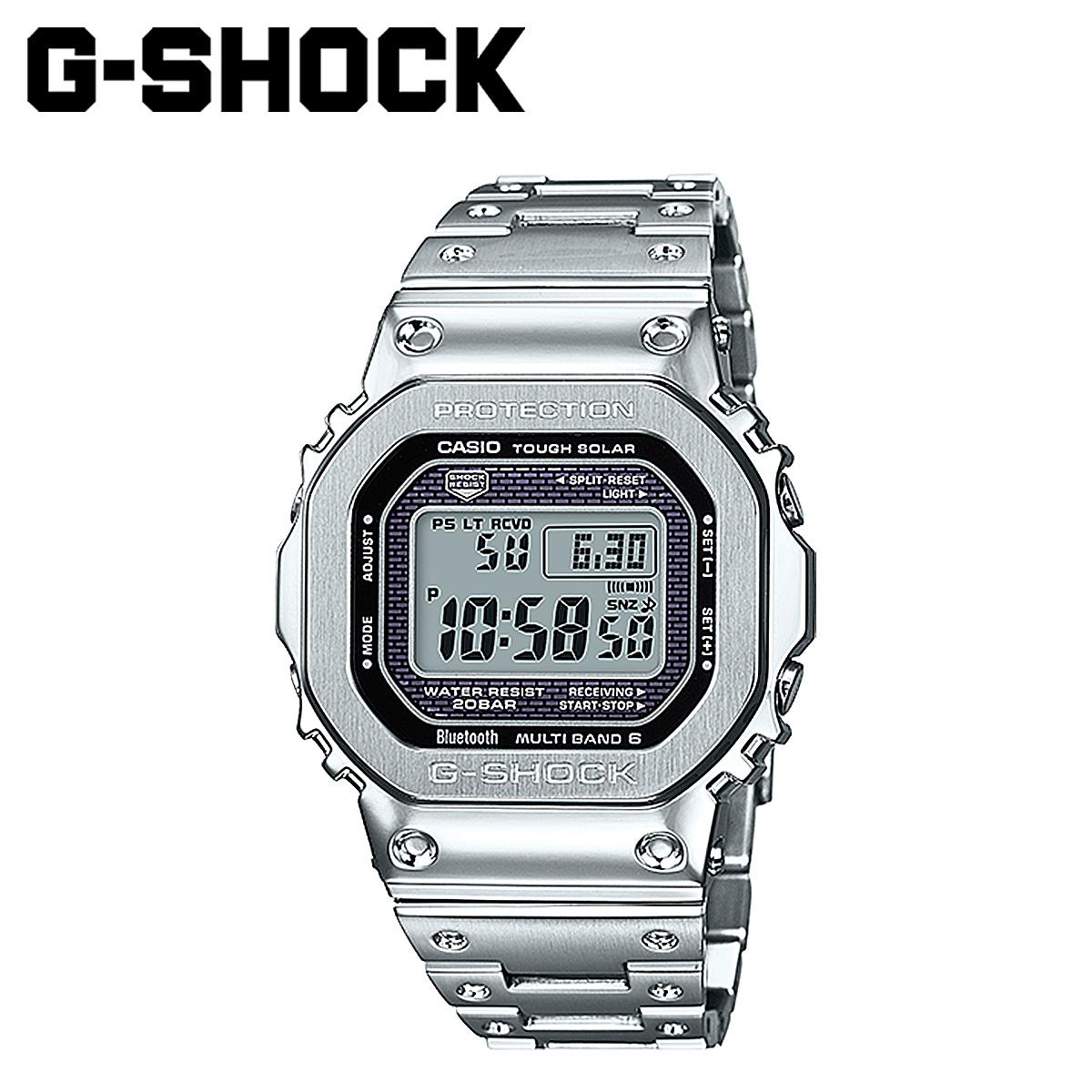 CASIO カシオ G-SHOCK 腕時計 GMW-B5000D-1JF ORIGIN 35周年 メンズ レディース シルバー