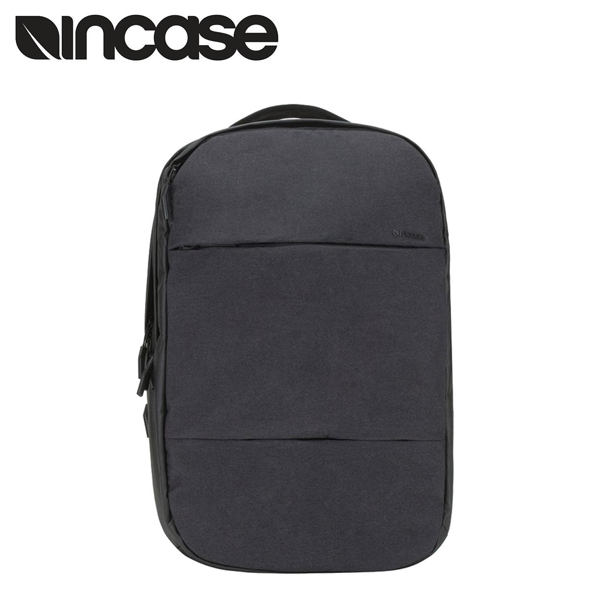 インケース INCASE リュック バッグ バッグパック メンズ レディース CITY COLLECTION BACKPACK ブラック 黒 CL55450 [4/10 再入荷]