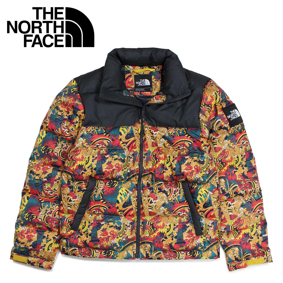 THE NORTH FACE ノースフェイス ダウン ヌプシ ジャケット メンズ レディース 1992 NUPTSE JACKET マルチカラー T92ZWE9XP [4/3 新入荷]