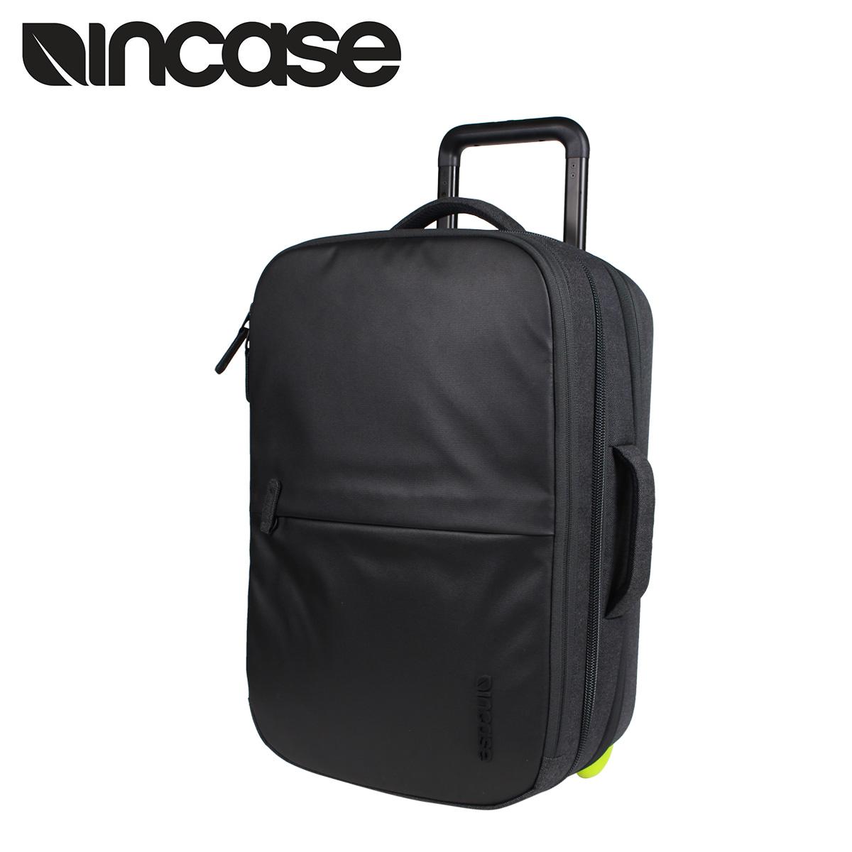 インケース INCASE キャリーバッグ スーツケース キャリーケース CL90002 ブラック EO TRAVEL ROLLER メンズ [予約商品 4/10頃入荷予定 再入荷]
